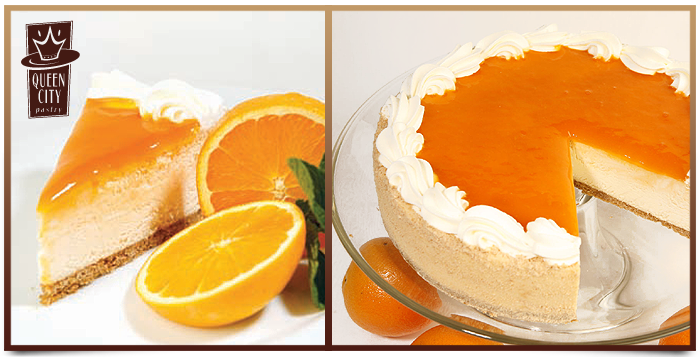 Orange Dreamsicle Cheesecake