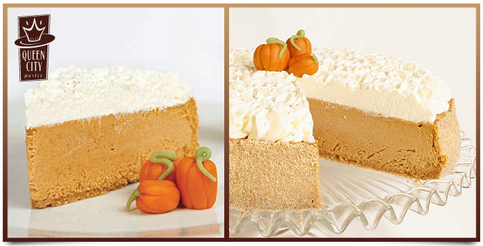 Pumpkin Cream Cheesecake