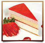 Double Decker Strawberry Short Cake